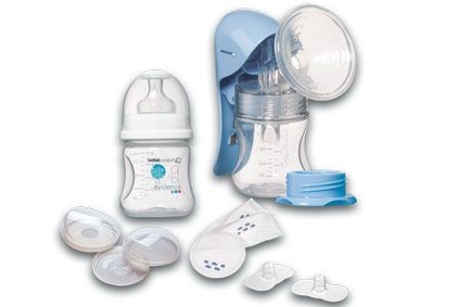 Matériels et accessoires nécessaires à l'allaitement au sein @