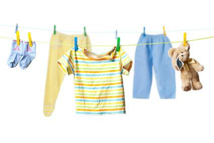 Vêtement en coton bio pour bébé
