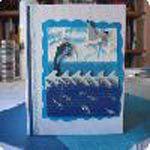 Carte de bord de mer