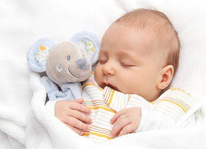Pourquoi un doudou pour bébé ?