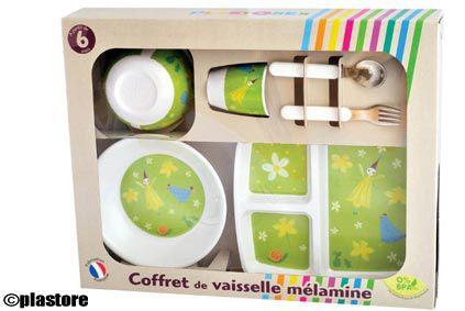 Accessoires et vaisselles bébé