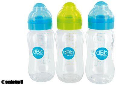 Combien de biberon par jour pour bébé ?