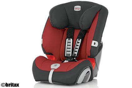 Le siège auto bébé @