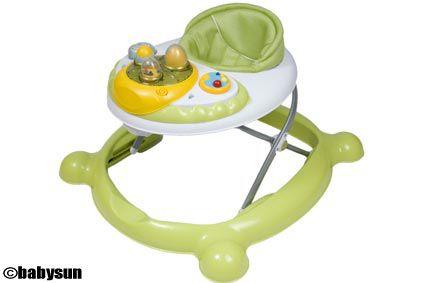 Trotteur de bébé