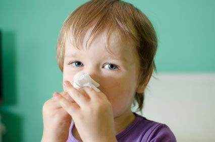 Allergies de bébé @