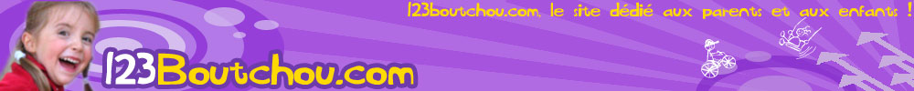 Le petit mot d'123boutchou du mois (modele)