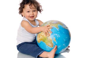 Guide Voyager avec bébé